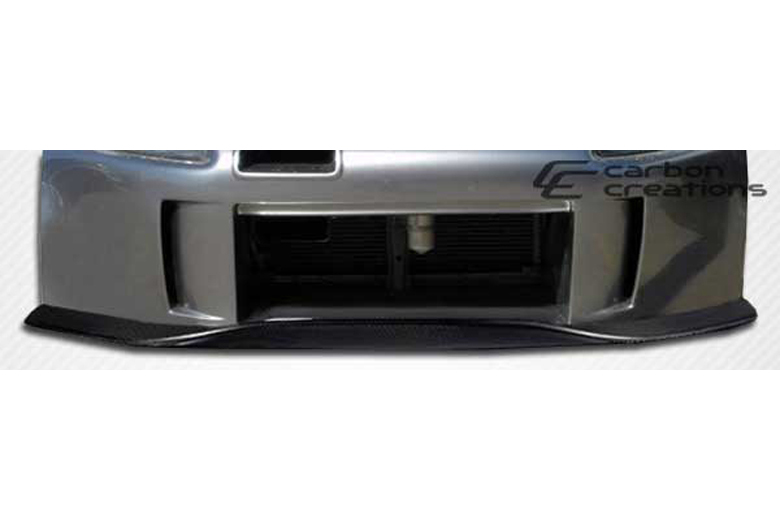 2006 Honda S2000 Carbon Creations Type JS Front Lip (Add On)