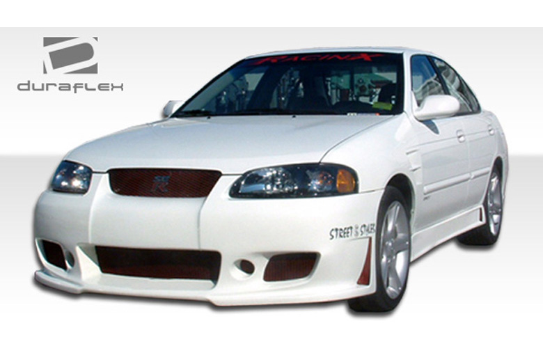 2003 Nissan Sentra Duraflex B-2 Body Kit
