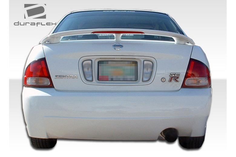 2000 Nissan Sentra Duraflex B-2 Bumper (Rear)
