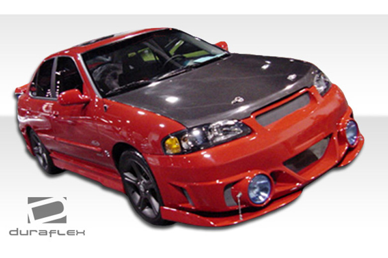 2000 Nissan Sentra Duraflex Evo 2 Bumper (Front)