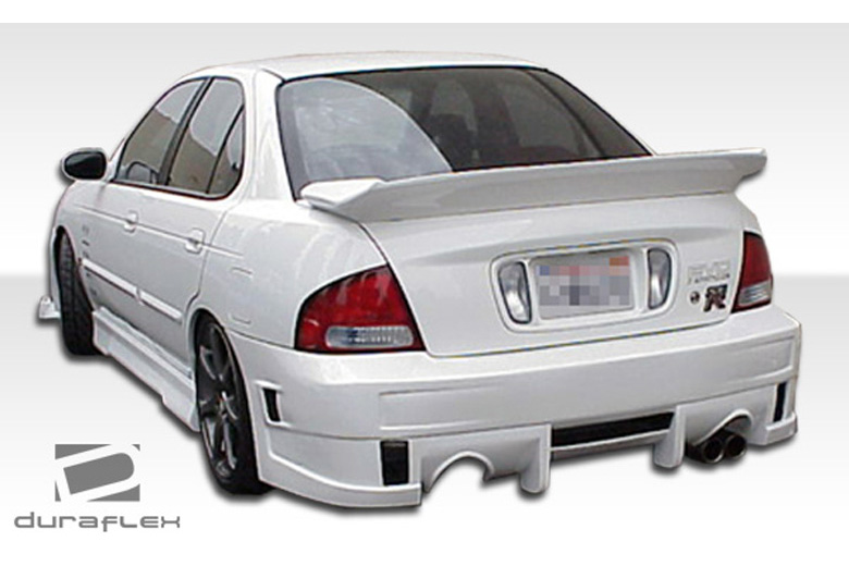 2000 Nissan Sentra Duraflex Evo 4 Bumper (Rear)