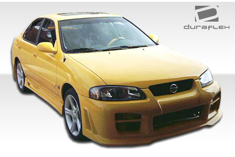 2003 Nissan Sentra Duraflex R34 Body Kit