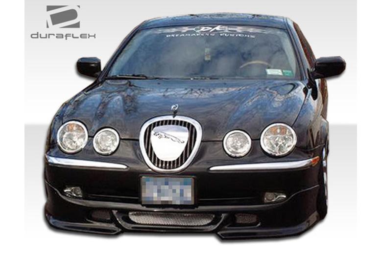 2002 Jaguar S-Type Duraflex VIP Body Kit