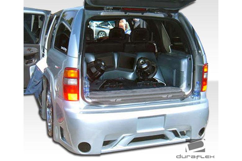 2001 Chevrolet Suburban Duraflex Platinum Bumper (Rear)