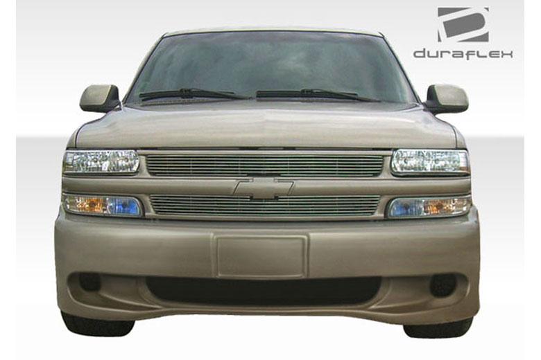 2001 Chevrolet Suburban Duraflex Lightning SE Bumper (Front)