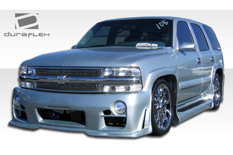 2005 Chevrolet Suburban Duraflex Platinum Body Kit