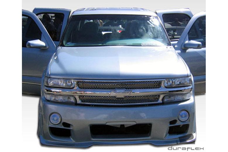 2005 Chevrolet Tahoe Duraflex Platinum Bumper (Front)