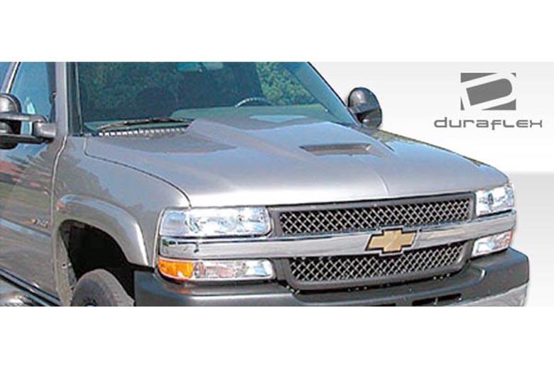 2005 Chevrolet Tahoe Duraflex Ram Air Hood