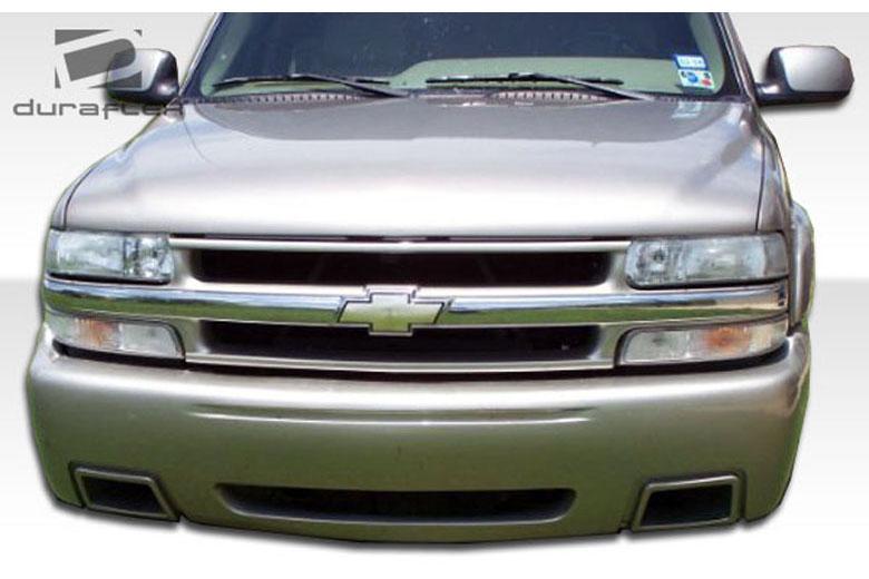 2001 Chevrolet Suburban Duraflex SS Bumper (Front)