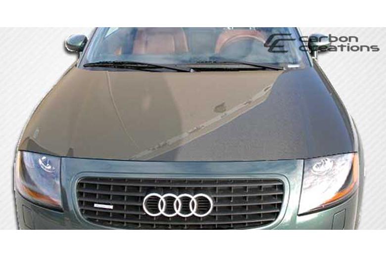 2001 Audi TT Carbon Creations Hood
