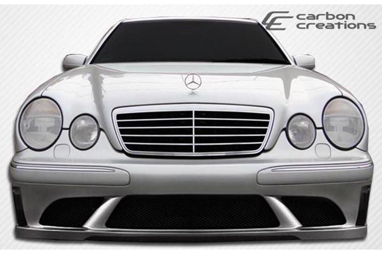 2001 Mercedes E-Class Carbon Creations Morello Edition Bumper (Front)