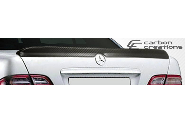 2002 Mercedes E-Class Carbon Creations Morello Edition Spoiler