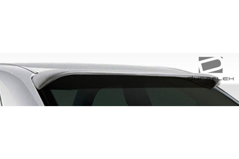 2000 Mercedes E-Class Duraflex Morello Edition Spoiler