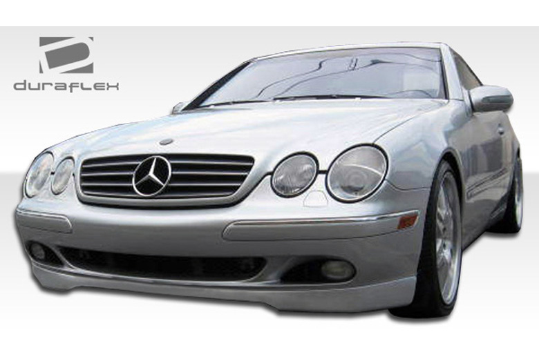 2003 Mercedes CL-Class Duraflex CR-S Front Lip (Add On)
