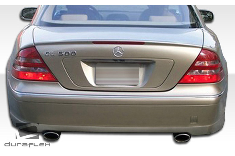 2003 Mercedes CL-Class Duraflex CR-S Rear Lip (Add On)