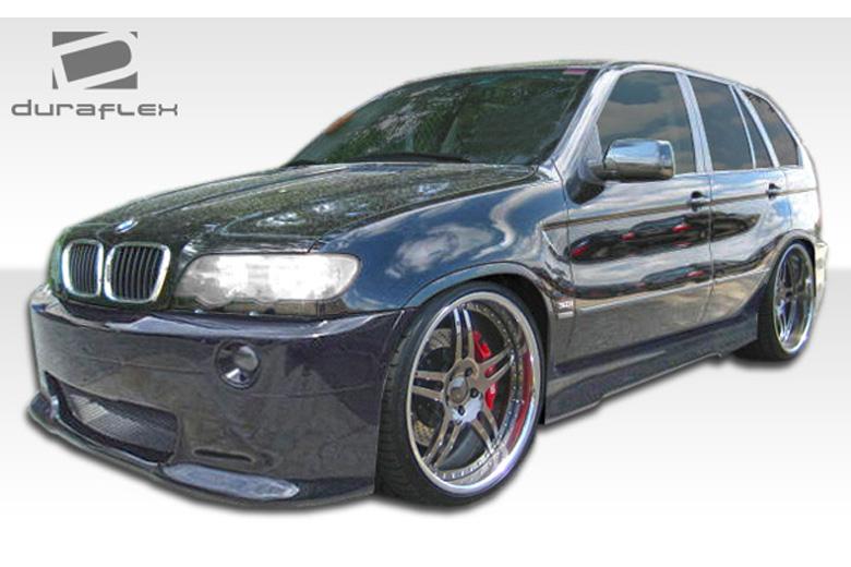 2001 BMW X5 Duraflex CSL Look Body Kit