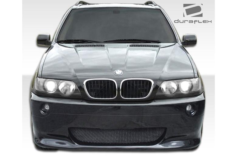 2001 BMW X5 Duraflex CSL Look Bumper (Front)