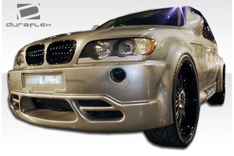 2001 BMW X5 Duraflex Platinum Body Kit