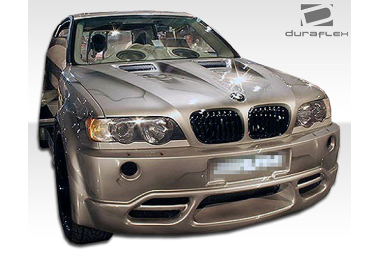 2001 BMW X5 Duraflex Platinum Bumper (Front)