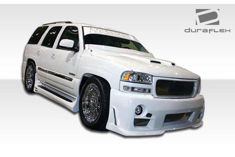 2002 GMC Yukon Duraflex Platinum Body Kit