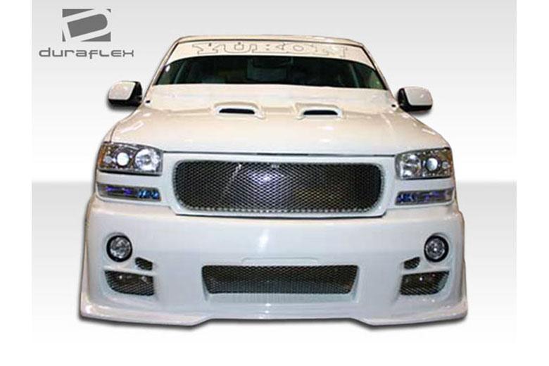 2002 GMC Yukon Duraflex Platinum Bumper (Front)