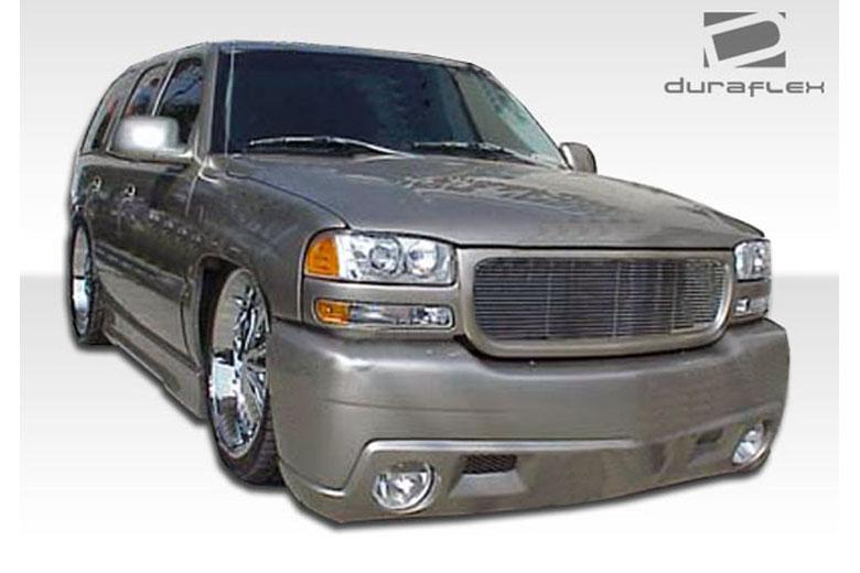 2002 GMC Yukon Duraflex VIP Body Kit
