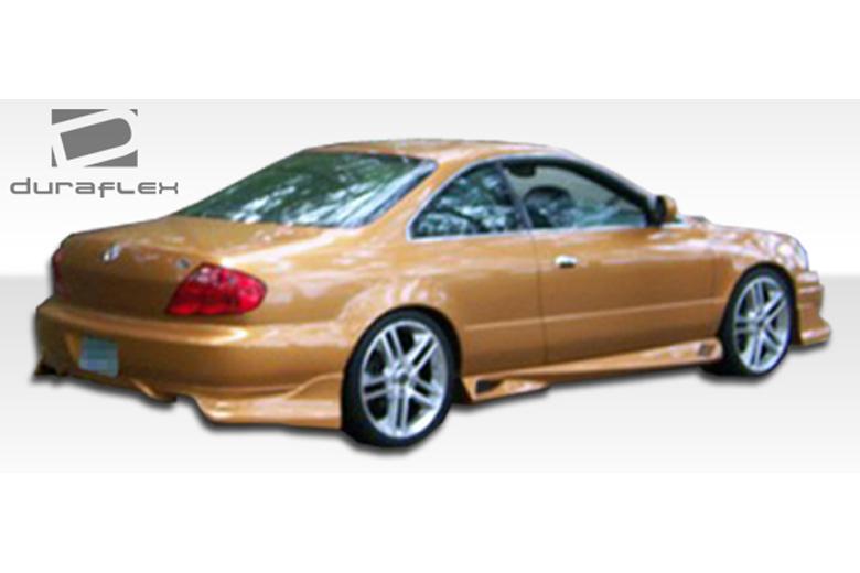 2002 Acura CL Duraflex Cyber Bumper (Rear)