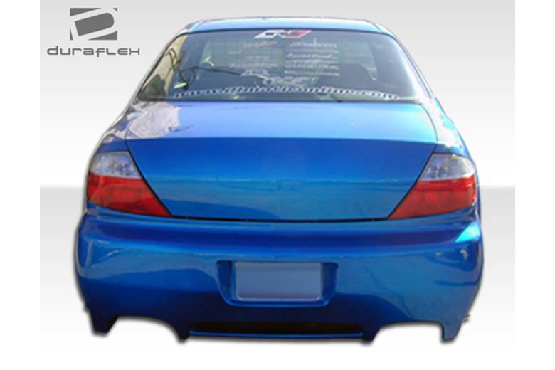 2002 Acura CL Duraflex Evo 3 Bumper (Rear)