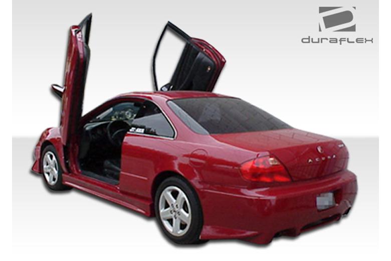 2002 Acura CL Duraflex Evo 3 Sideskirts