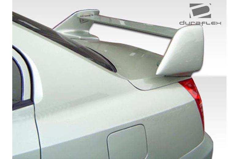 2005 Hyundai Elantra Duraflex Matrix Spoiler