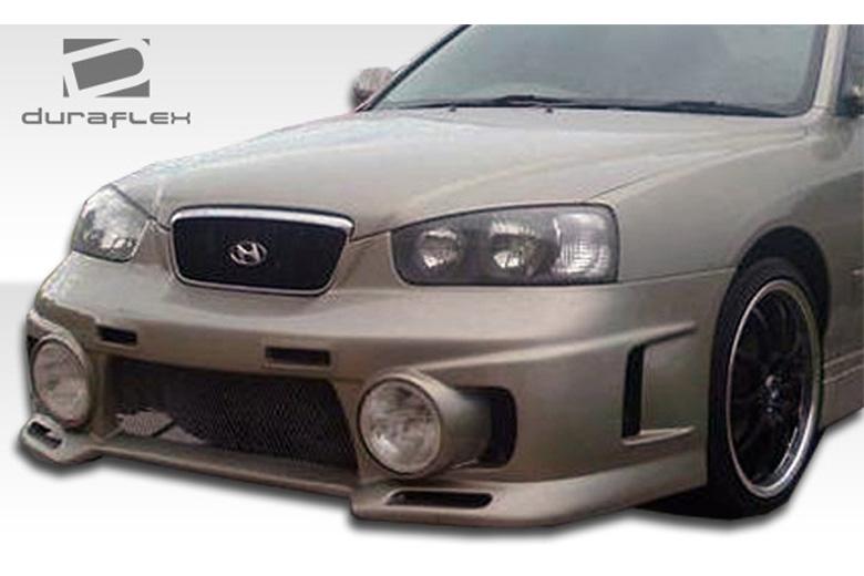 2002 Hyundai Elantra Duraflex Evo Bumper (Front)