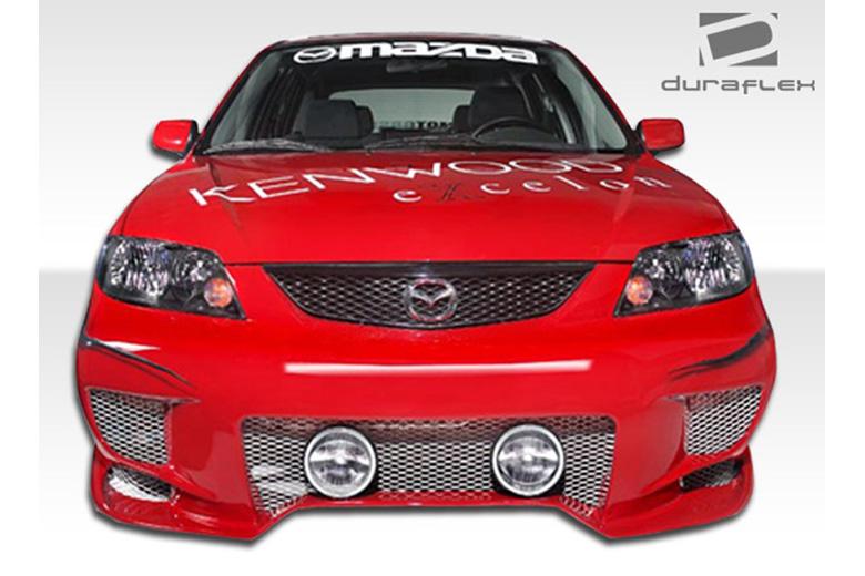 2001 Mazda Protege Duraflex Aggressive Bumper (Front)