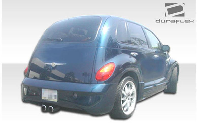 2005 Chrysler PT Cruiser Extreme Dimensions Bomb Bumper (Rear)