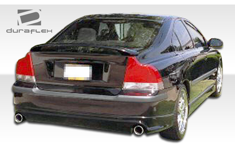 2004 Volvo S60 Duraflex Speedzone Rear Lip (Add On)