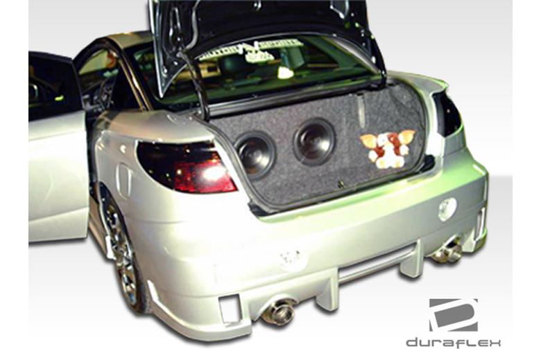 2002 Saturn SC2 Duraflex Evo 4 Bumper (Rear)