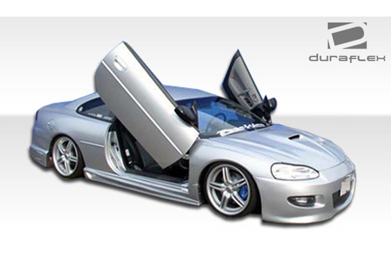 2003 Chrysler Sebring Duraflex Viper Sideskirts