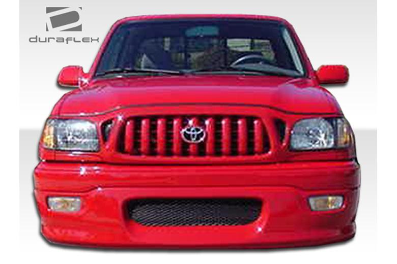2002 Toyota Tacoma Duraflex TD3000 Front Lip (Add On)