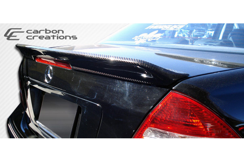 2001 Mercedes C-Class Carbon Creations Morello Edition Spoiler