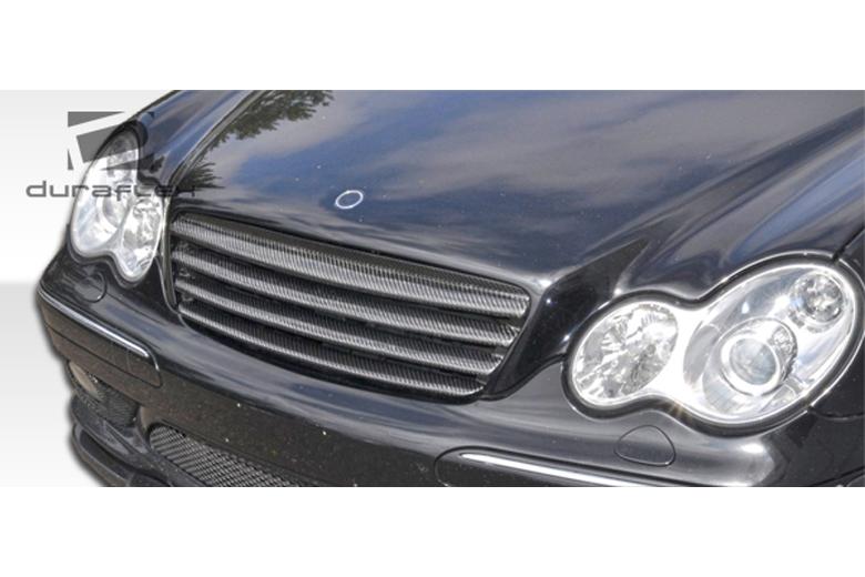 2007 Mercedes C-Class Duraflex Morello Edition Grill