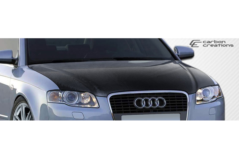 2004 Audi S4 Carbon Creations Hood