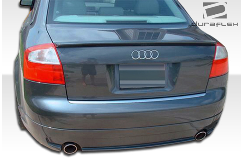 2002 Audi A4 Duraflex OTG Rear Lip (Add On)
