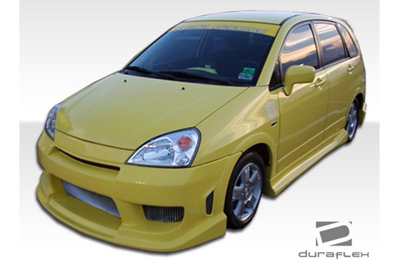 2006 Suzuki Aerio Duraflex Drifter Body Kit
