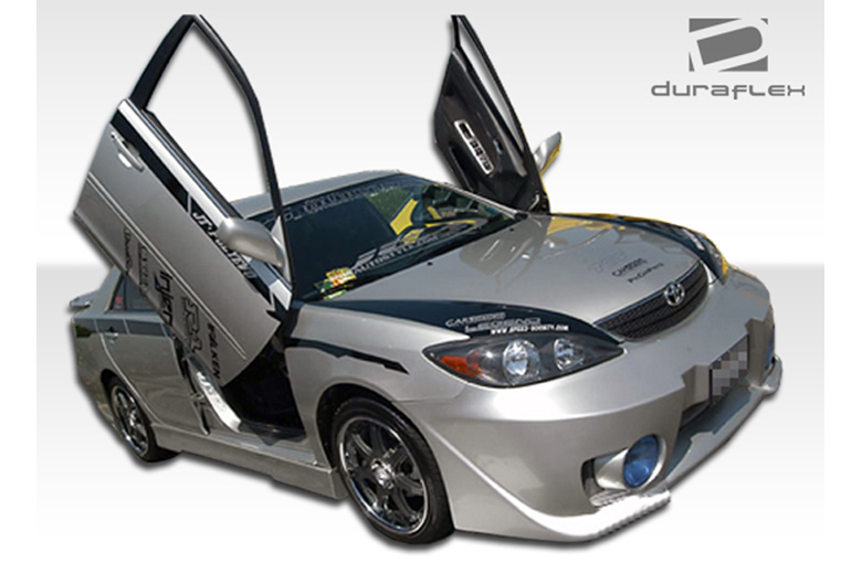 2005 Toyota Camry Duraflex Evo 5 Sideskirts