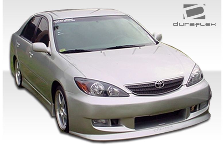 duraflex toyota camry 2002 2006 top gear 2 body kit. Black Bedroom Furniture Sets. Home Design Ideas