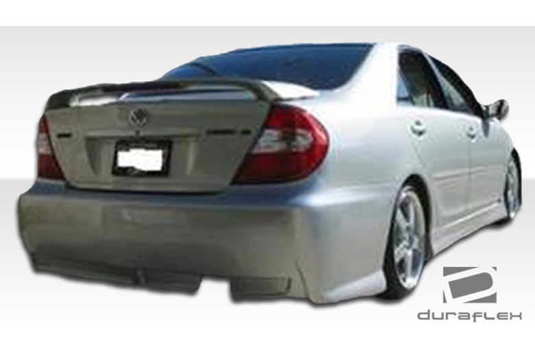 2005 Toyota Camry Duraflex Top Gear 2 Bumper (Rear)