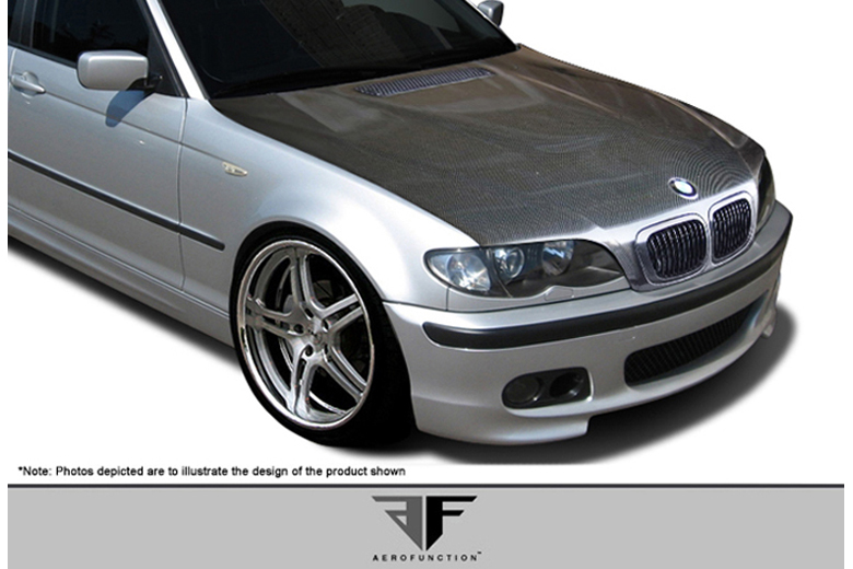 2000 BMW 3-Series Aero Function AF-1 Hood