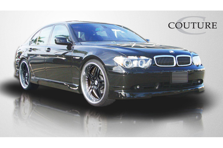 2004 BMW 7-Series Couture Executive Sideskirts