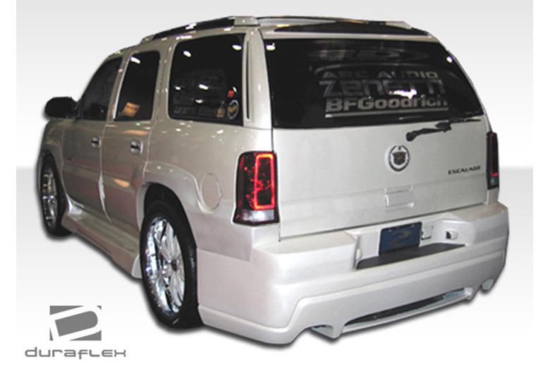 2006 Cadillac Escalade Duraflex Platinum 2 Bumper (Rear)