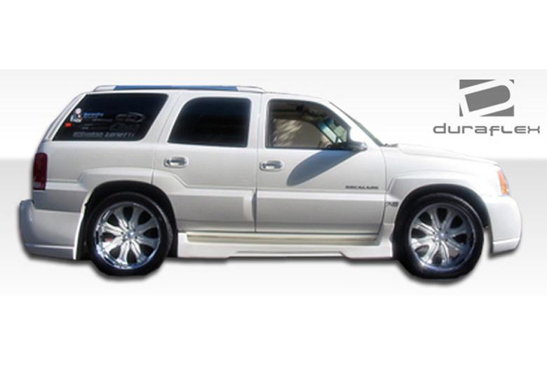 2006 Cadillac Escalade Duraflex Platinum 2 Sideskirts