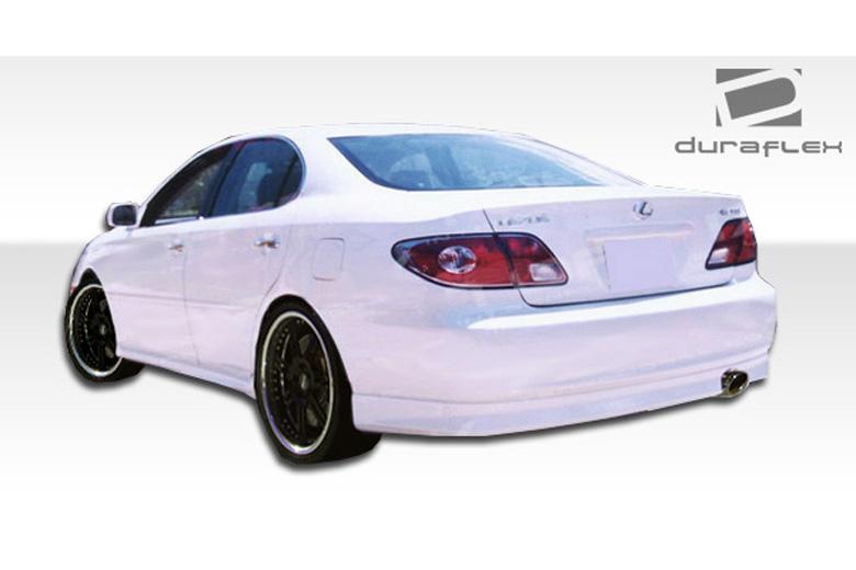 2002 Lexus ES Duraflex VIP Rear Lip (Add On)